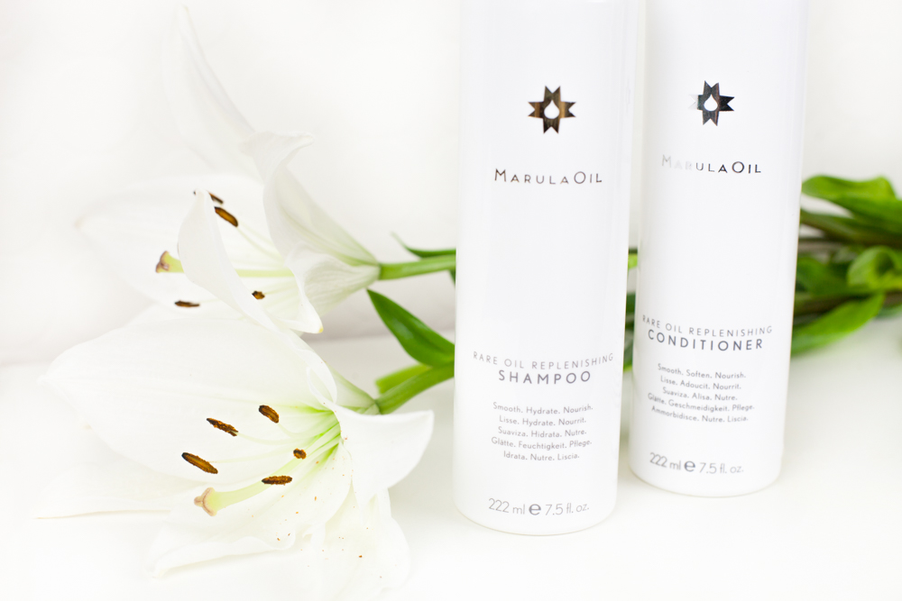 Paul Mitchell's Marula Oil