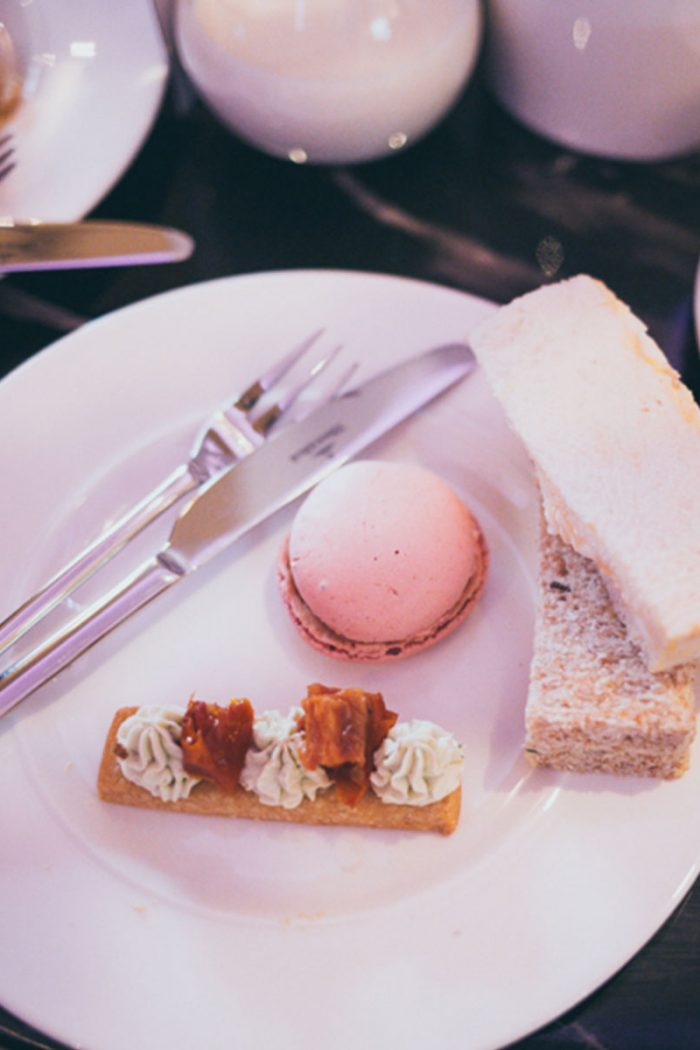 Afternoon Tea At The Mulberry Bar