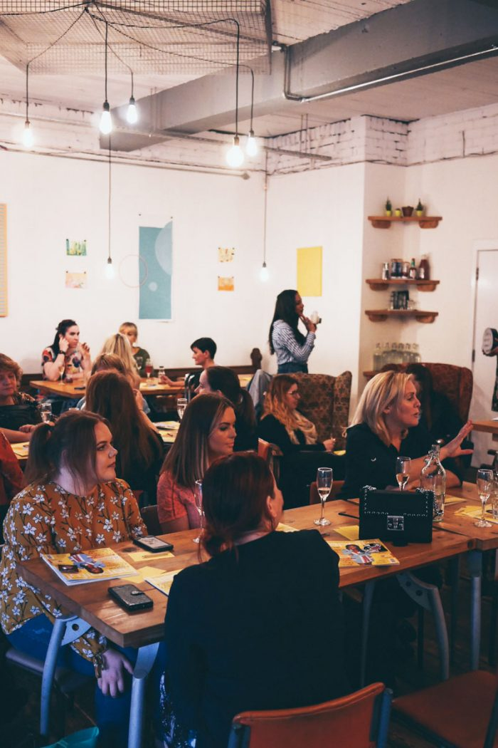 Warrior Women Events: Spiritual Supper Club